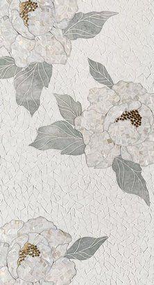 Indian Road, Sea Shells, Flora, Sweet Home, Kitchen Backsplash, Green, Pattern, Interiors, House Beautiful