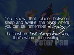 disney's peter pan :) an all time classic!. Peter pan was my hero. I still want to be him more than anything else