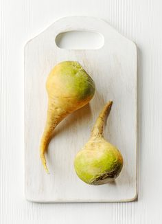 Don't rule out rutabaga! This root vegetable is a cross between cabbage and turnip and a delicious source of potassium.
