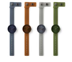 Benjamin Hubert for Nava 'Plicate' Watch