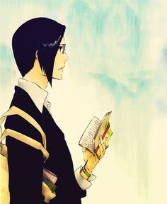 Bleach ~~ Before he was awesome, he was unsure of himself. :: Uryu Ishida