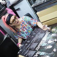 "CRMC Sponsored Japanese V-kei J-Metal @official_Mejibray bassist Koichi @appetizing_pig reppin our ""Hells Bells"" Tee 👊😎 Available at www.crmc-clothing.co.uk | WE SHIP WORLDWIDE #mejibray #mejibraykoichi #koichimejibray #vkei #visualkei #jrock #jmetal #Japanese #Japan #japanesemetal #japaneserock #heavymetal #deathmetal #metalasfuck #alt #alternativeteen #alternative #alternativeboy #alternativegirl #vkeiband #japaneseband #altrock #alternativerock #alternativemetal #campbellssoup #popart"