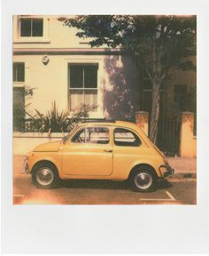 Pimp my ride and take me to places. #ImpossibleProject by Jake Messenger
