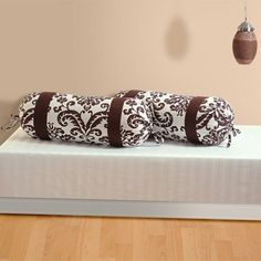 Choco Brown Bolster Cover- Great sense of styling through your décor. Bolster Covers, Brown, Home Decor, Style, Swag, Decoration Home, Room Decor, Brown Colors, Home Interior Design