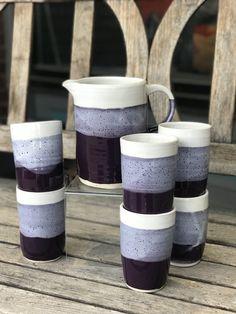 SCS95- Pottery   Stray Cat Studio Modern Cottage, Coffee Maker, Pottery, Studio, Cats, Tableware, Coffee Maker Machine, Ceramica, Coffee Percolator