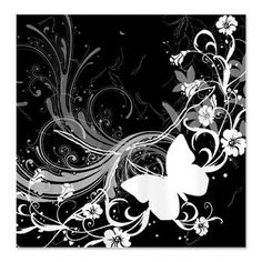 Beautiful Abstract #Butterfly Shower Curtain $45.99 #homedecor #bath