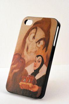 Evil Queen iPhone case  Custom iPhone case  iPhone by PartyofTen, $12.00