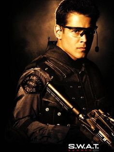 a387353dad S.W.A.T. Movie Poster  3 - Internet Movie Poster Awards Gallery Colin  Farrell