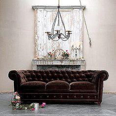 Roundup 10 Charming Chesterfields Chesterfield Couchbrown