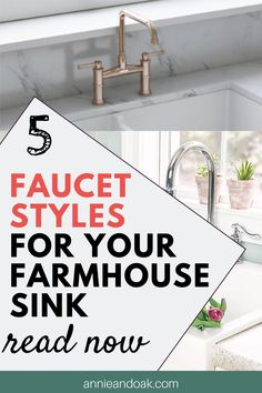 Best Kitchen Faucets, Best Faucet, Farmhouse Sink Kitchen, Farmhouse Decor, Fixer Upper Show, Honeycomb Tile, Kitchen Ideas, Kitchen Decor, Butcher Block Countertops
