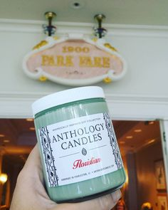 We LOVE the character dinner featuring Cinderella (and Lady Tremaine Prince Charming and the wicked stepsisters) at 1900 Park Fare at the Grand Floridian!  What's your fave character dining experience?  Our Floridian candle captures the fresh clover and clean aloe scent of the Grand Floridian lobby! SHOP LINK IN BIO    #anthologycandles #grandfloridianresort #floridian #1900parkfare #disneyresort #disneyresorts #disneyinspired #disneymerch #disneyfeature #featuremydisney #tiggerlovesdisney…