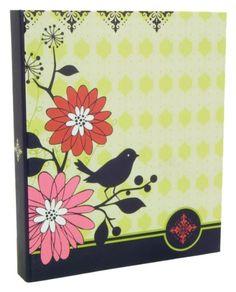 Wilson Jones Recycled Bliss Binder, 1 Inch Capacity, Letter Size, Multi-Color Floral (W31500) Wilson Jones,http://www.amazon.com/dp/B004HY9IOO/ref=cm_sw_r_pi_dp_GRdatb0JTMW3K2NP