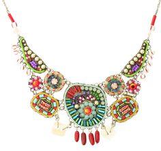 Jewellery - Ayala Bar - Classic Collections - Aquamarine - Ayala Bar Necklace - Artyfax