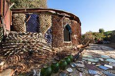 Round House, Grandma Prisbreys Bottle Village