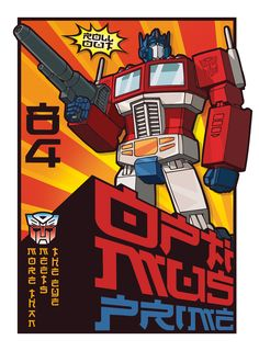 Transformers Classic Licensing Program Style Guide on Behance