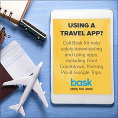 Planning summer vacations can get messy. These apps can help you stay organized and get you ready to make memories. https://www.bask.com/blog/organize-your-vacation-plans?utm_campaign=coschedule&utm_source=pinterest&utm_medium=Bask
