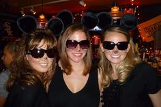 Costume Idea #5 and the likely winner! Sexy Three Blind Mice.