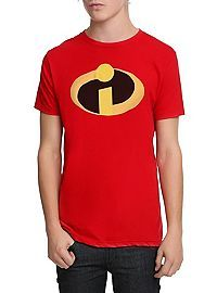 HOTTOPIC.COM - Disney The Incredibles Costume T-Shirt