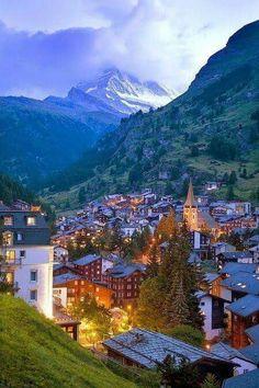 Beauty of Switzerland