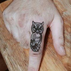 d4123cd7b 8 Best tattoo ideas images in 2018 | Owl tattoos, Owls, Finger tats