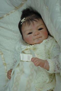 Bespoke Babies Reborn Baby Girl by Elisa Marx www.wonderfinds.com/item/3_200928679306/c122723/Reborn-Baby-Girl