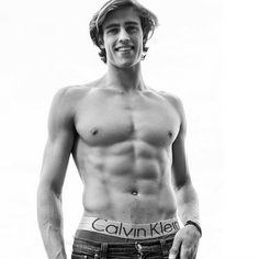 Zac Stenmark in Calvin Klein Underwear for My Calvins Campaign