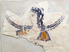 Double Headed minoenne Hache Pendentif-Labrys la Grèce antique-Haute Qualité Objet