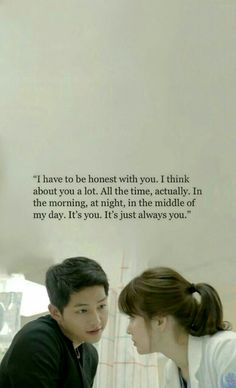 Song Joong-ki and Song Hye-kyo Descendants of the sun Kdrama Wallpaper, Desendents Of The Sun, Descendants Of The Sun Wallpaper, Goblin Korean Drama, G Song, Song Joon Ki, Songsong Couple, Korean Drama Quotes, Drama Fever