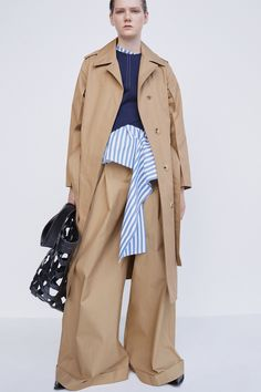 Celine Resort 2016 - oversize is coming next spring/summer