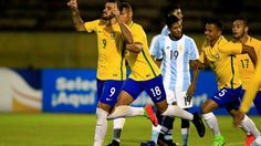 (Video) Argentina empata al final y se aferra