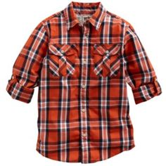 Urban Pipeline Plaid Casual Button-Down Shirt - Boys 8-20