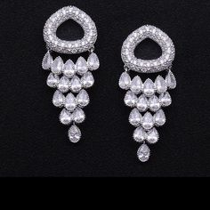 @sharm jewellery.  Diamonds Earrings
