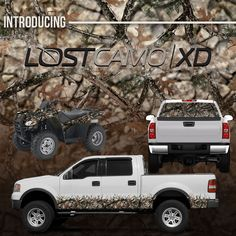 Have you seen this awesome new pattern from Mathews, Inc. ? Introducing Lost Camo/XD! We're in the process of getting wrap kits ready for resale, check www.over-wraps.com soon for more info!