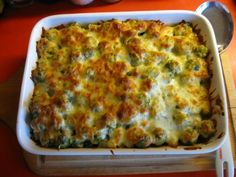 sprouts casserole with minced meat - recipe,Recipe: Brussels sprouts casserole with . Brussels sprouts casserole with minced meat - recipe, Brussels sprouts casserole with minced meat - recipe, Casserole Dishes, Casserole Recipes, Meat Recipes, Pasta Recipes, Dinner Recipes, Vegetarian Recipes, Healthy Soup, Healthy Drinks, Minced Meat Recipe