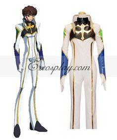 Nice Cosplaydiy Free Shipping Customized Code Geass Schneizel El Britannia Cosplay Costume Anime Cosplay Costume Men's Costumes