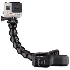 Rolling inspiration GoPro camera mount