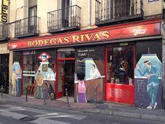 Bodegas Rivas está en la Calle La Palma, 61. Un poco de historia Bodegas Rivas fuefundada en 1923 por Julio Rivas Ortiz de Zárate. ...