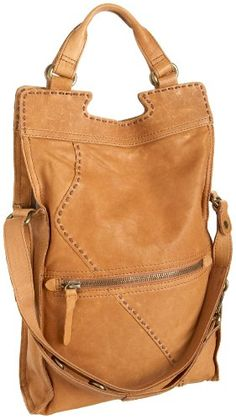 Lucky Brand Abbey Road Fold-Over Tote