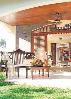 Traditonal Filipino Style: Progressive Pinoy | Interior Inspirations | Home | FemaleNetwork.com