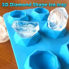 Image result for diamond ice mold