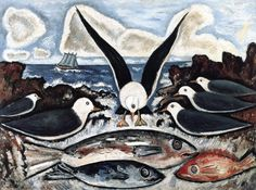The Athenaeum - Give Us This Day (Marsden Hartley - )