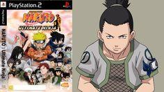 Naruto Ultimate Ninja (PS2 Gameplay) Shikamaru Saga on HARD
