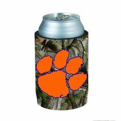 NCAA Clemson Tigers Camouflage Neoprene Can Huggie/koozie Paw Print Logo Judson http://www.amazon.com/dp/B00J17FDHS/ref=cm_sw_r_pi_dp_4fheub1MGDBTJ