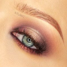 DEETS: EYE BASE Maybelline Color Tattoo 93 Creme De Nude EYESHADOWS @makeupgeekcosmetics e/s Chickadee mySecret Natural Beauty Autumn Blossoms Palette [...]
