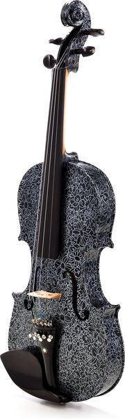 Thomann Black Flower Violin 4/4