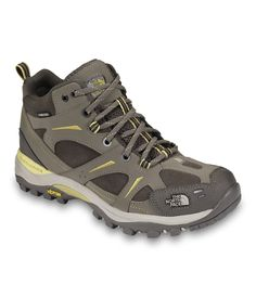 The North Face Women's Hedgehog Leather Mid Gtx Xcr Boot North Face Women, The North Face, North Face Outlet, Designer Boots, High Collar, Shoe Boots, Shoes, Men Dress, Hiking Boots