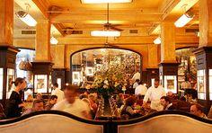 12 Most Iconic Restaurants of Manhattan's Most Iconic Neighborhoods