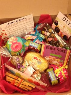 The Bake Box itself. Have you ordered yours yet? Man this is a big one!