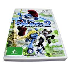 The Smurfs 2 Nintendo Wii PAL *No Manual*(Preowned) Great gameDisc Condition: Very GoodManual.All Wii Games are Wii U Compatible