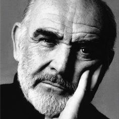 Sean Connery..Mr. Bond young or old you're the man....